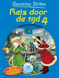 Reis door de tijd 4 - Geronimo Stilton (ISBN 9789077826089)