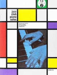 jazz club piano solos - Volume 2 (ISBN 9780711941212)
