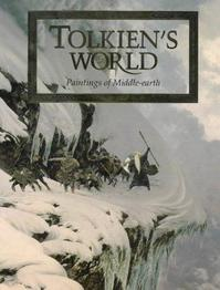 Tolkien's World : Paintings of Middle-earth - J.R.R Tolkien (ISBN 9780261103078)