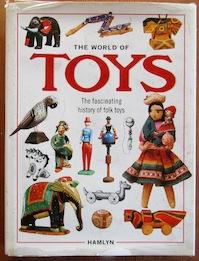 The World of Toys - Josef Kandert (ISBN 9780600574781)