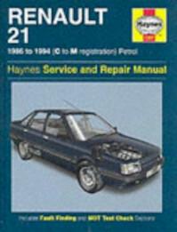 Renault 21 Service and Repair Manual - Ian Coomber (ISBN 9781859602751)