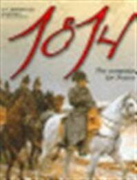 1814, the campaign for France - François Guy Hourtoulle, Jacques Garnier (ISBN 9782915239560)