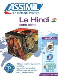 Hindi Sans Peine - Annie Montaut (ISBN 9782700580143)