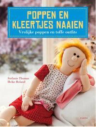 Poppen en kleertjes naaien - Heike Roland (ISBN 9789058774330)