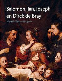 Salomon, Jan, Joseph en Dirck de Bray – paperback - Pieter Biesboes (ISBN 9789040084454)