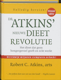 Atkins' nieuwe dieet revolutie - Robert C. Atkins (ISBN 9789032509781)