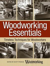 Woodworking Essentials - (ISBN 9781440343704)