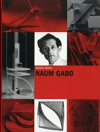 Naum Gabo - Natalia Sidlina (ISBN 9781849760669)