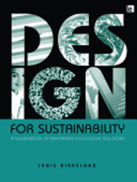 Design for Sustainability - Janis Birkeland (ISBN 9781853838972)