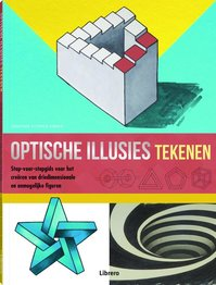 Optische illusies tekenen - Jonathan Stephen Harris (ISBN 9789463590709)