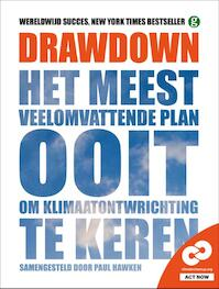 Drawdown - Paul Hawken (ISBN 9789078171324)