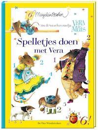 Spelletjes doen met Vera - Marjolein Bastin (ISBN 9789051164510)