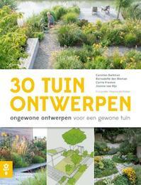 30 Tuinontwerpen - Carolien Barkman (ISBN 9789462501119)