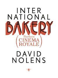 International Bakery - David Nolens (ISBN 9789403138206)