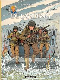 De landing - Isabelle Bournier (ISBN 9789030370321)
