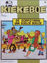 De dorpstiran van Boeloe Boeloe - Merho