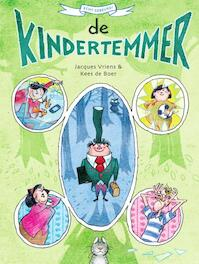 De kindertemmer - Jacques Vriens (ISBN 9789000346479)