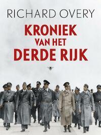 Kroniek van het Derde Rijk - Richard Overy (ISBN 9789023458845)