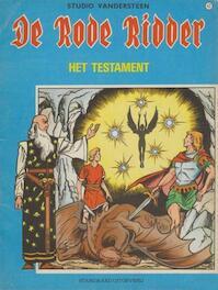 Het testament - Willy Vandersteen