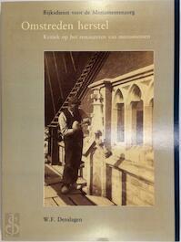 Omstreden herstel - Denslagen (ISBN 9789012054324)
