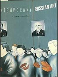 Contemporary Russian art - Matthew Cullerne Bown (ISBN 9780714825557)