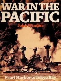 War in the Pacific - John Winton (ISBN 9780283984594)
