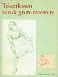 Tekenlessen van de grote meesters - Robert Hale (ISBN 9789060171202)