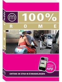 100% stedengids : 100% Rome - Tessa Vrijmoed (ISBN 9789057676925)