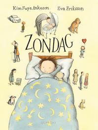 Zondag - Kim Fupz Aakeson (ISBN 9789045113425)