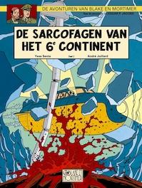 Blake en mortimer 17. sarcofagen van het 6de continent 02: het duel van de geesten - edgar pierre Jacobs (ISBN 9789067370417)