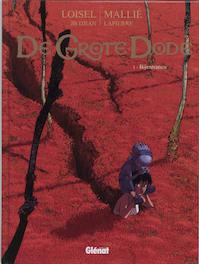 De grote dode / 1 - Loisel, Djian (ISBN 9789069694870)