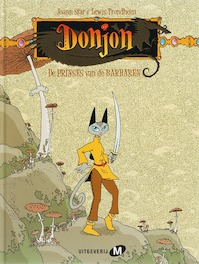 De prinses van de barbaren - I. Trondheim, Joann Sfar (ISBN 9789022536445)