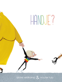 Handje? - Tjibbe Veldkamp, Wouter Tulp (ISBN 9789026140679)