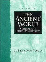 The Ancient World: A Social and Cultural History - Brendan D. Nagle (ISBN 9780130807410)