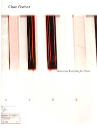 Harmonic exercises for piano - Clare Fischer