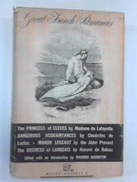 Great French Romances - Richard Aldington