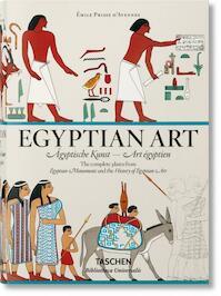 Egyptian Art - Émile Prisse D'Avennes (ISBN 9783836565004)