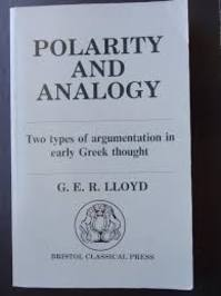 Polarity and analogy - Geoffrey Ernest Richard Lloyd (ISBN 9780862922436)