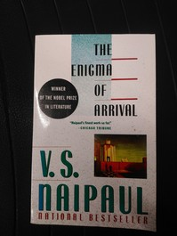 The Enigma of Arrival - V. S. Naipaul (ISBN 9780394757605)