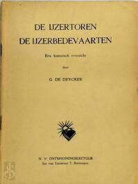 De Ijzertoren - de Ijzerbedevaarten - G. de Deycker