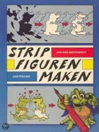 Strip figuren maken - Oosterhout (ISBN 9789021302355)