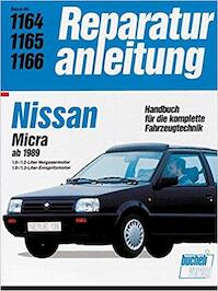 Nissan Micra ab 1989 - (ISBN 9783716818626)