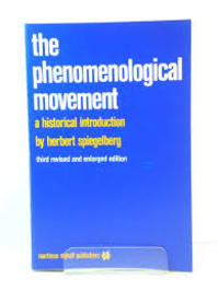 Phenomenological Movement - Herbert Spiegelberg (ISBN 9789024725359)