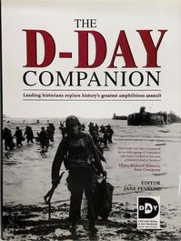 The D-Day companion - Jane Penrose (ISBN 9781841767796)