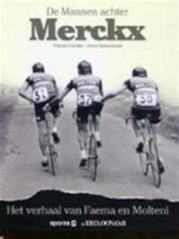 De mannen achter Merkx - Patrick Cornillie, Johny Vansevenant (ISBN 9789077562284)