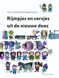 Rijmpjes en versjes uit de nieuwe doos - Han Gerard Hoekstra, Han G. Hoekstra, Fiep Westendorp (ISBN 9789029000093)