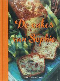 De cakes van Sophie - Sophie Dudemaine (ISBN 9789059562066)