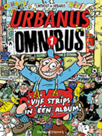 Urbanus omnibus 1 - Willy Linthout (ISBN 9789002248795)