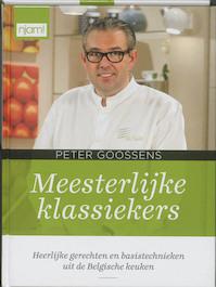 Peter Goossens - Meesterlijke klassiekers - Njam (ISBN 9789059166394)