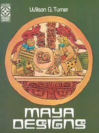 Maya Designs - Wilson G. Turner (ISBN 9780486240473)